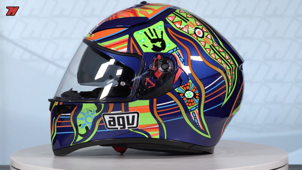 Rossi Elements helmet