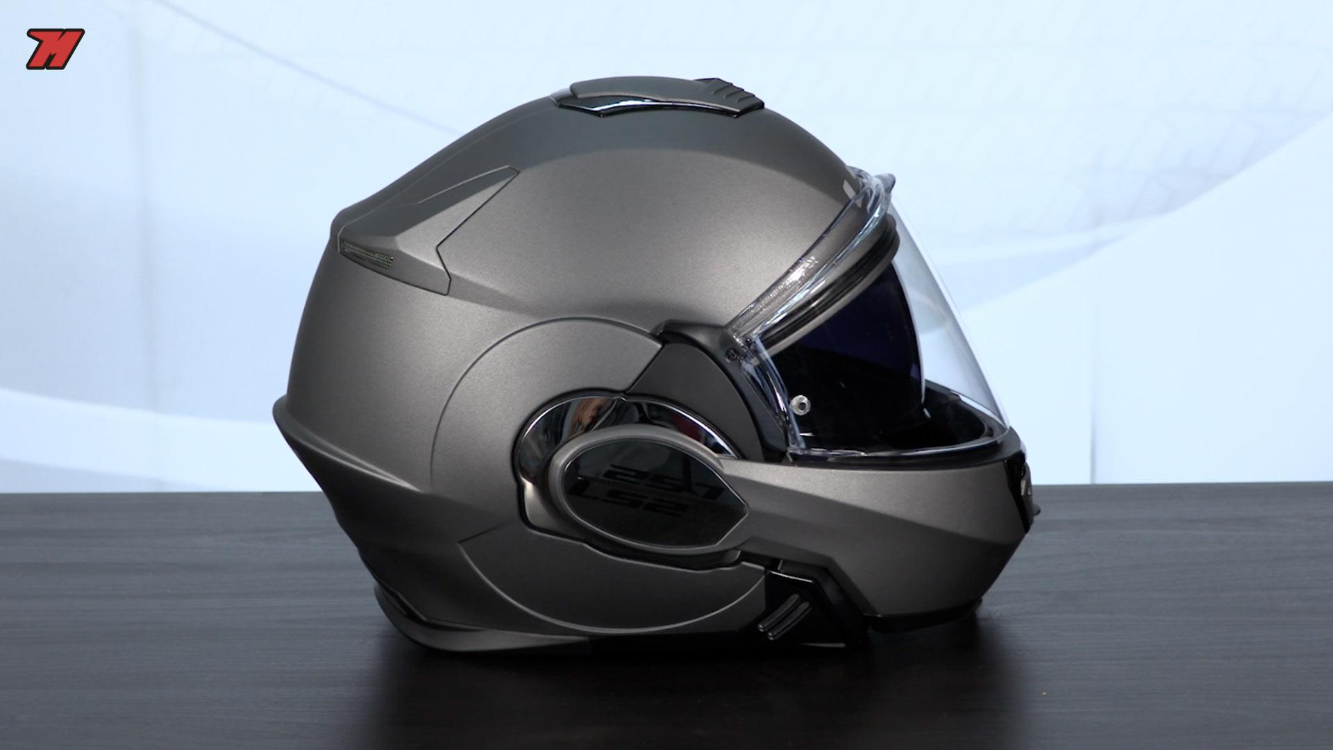 review ls2 ff399 valiant the most popular modular helmet. Black Bedroom Furniture Sets. Home Design Ideas