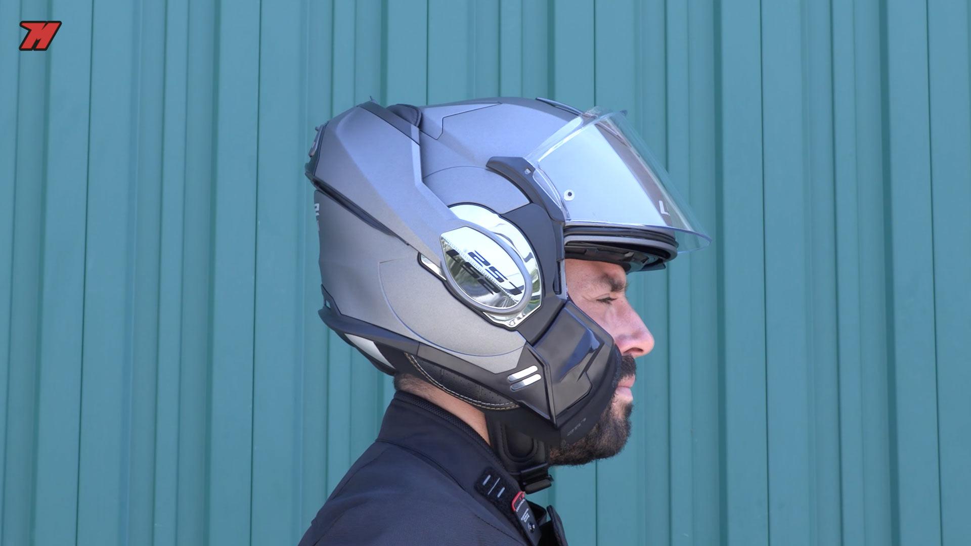 Ls2 Valiant Les 5 Clés Du Succès De Ce Casque Moto Modulable
