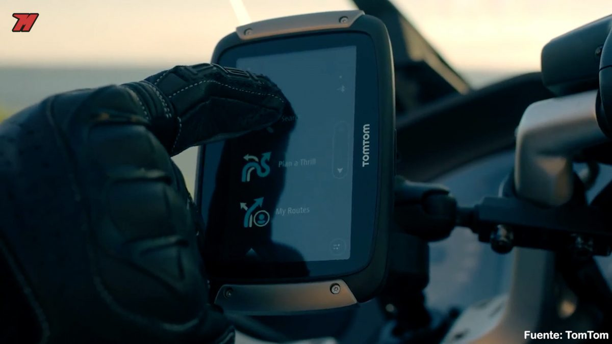 Review: TomTom Rider 550, the best GPS for your motorbike trips