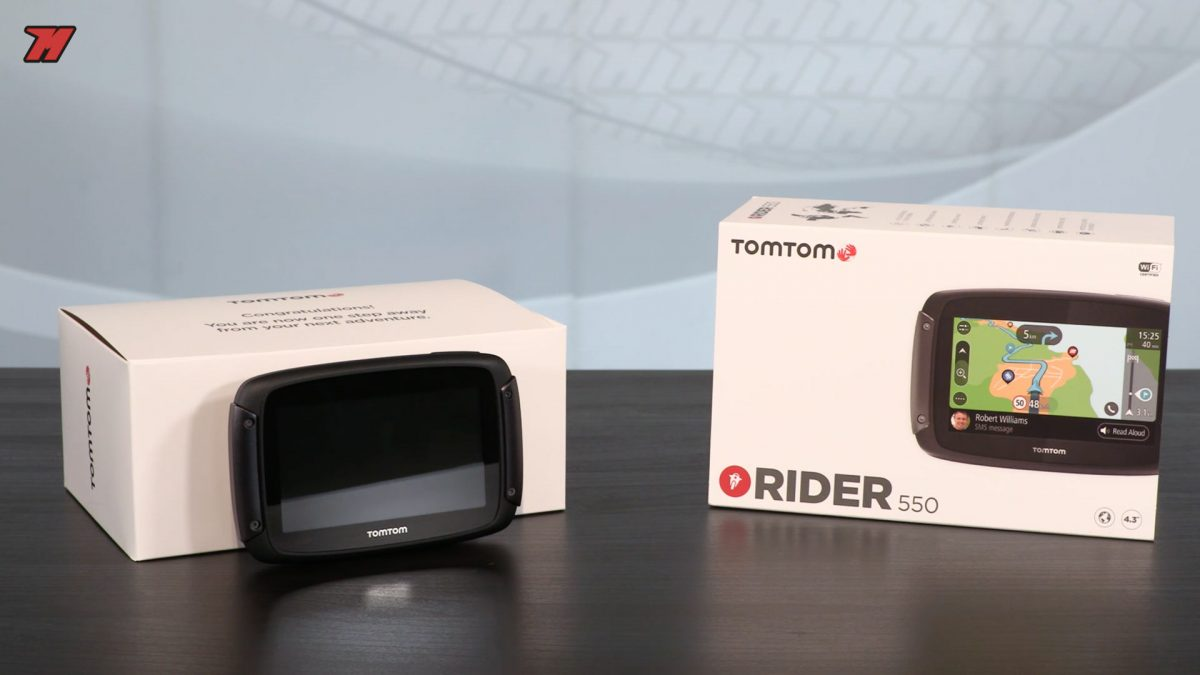 Review: TomTom Rider 550, the best GPS for your motorbike