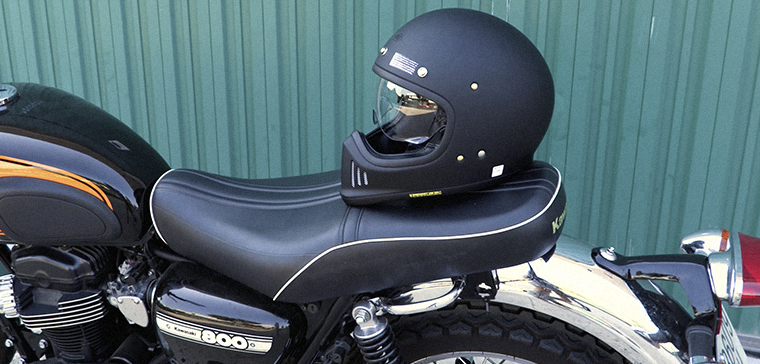 Shoei Ex Zero, back to the 80's