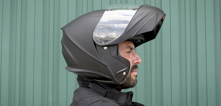 Scorpion Exo-920, a modular helmet for touring lovers