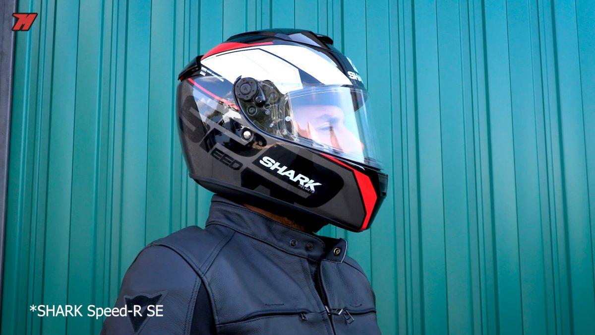 El Shark Speed-R SE se vende en exclusiva en Motocard.