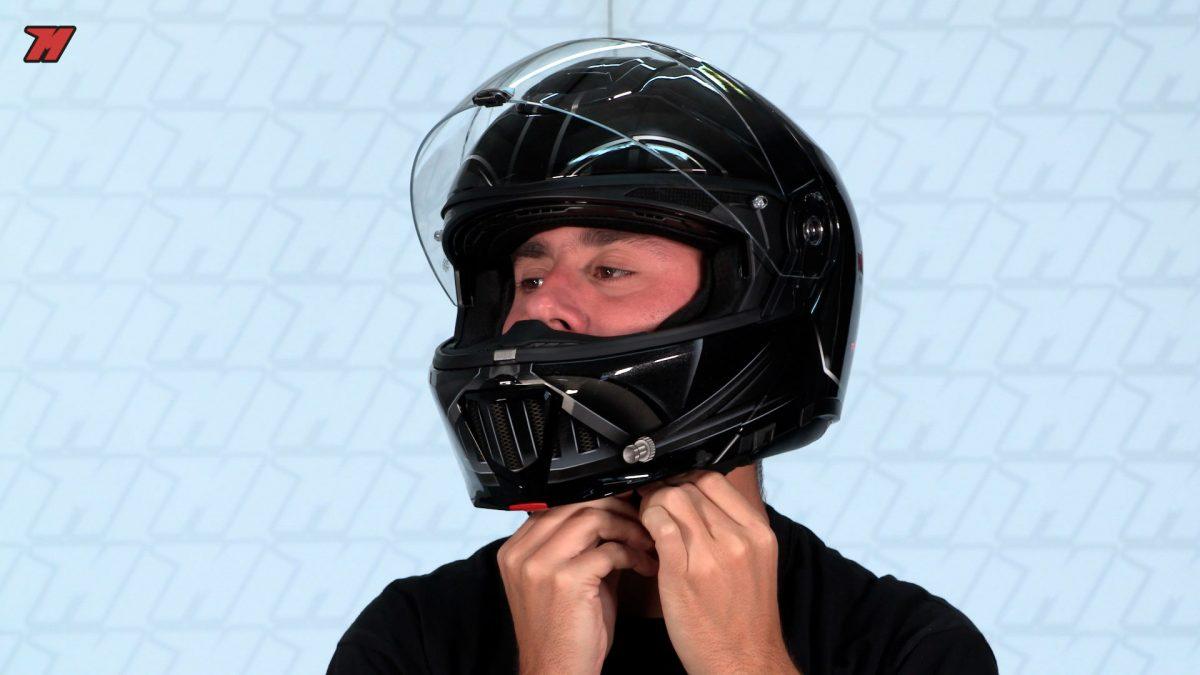 talla casco de moto: elige la correcta