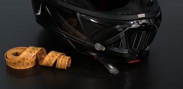 taille pour casque moto