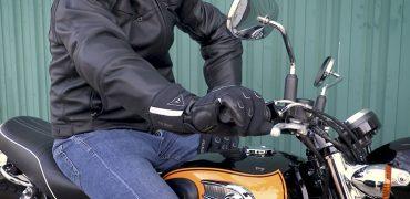 guantes de moto para el invierno