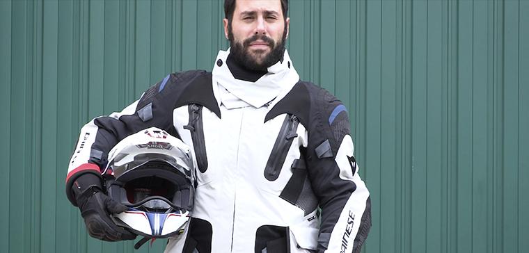 equipement moto trail