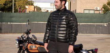 ropa de moto de invierno