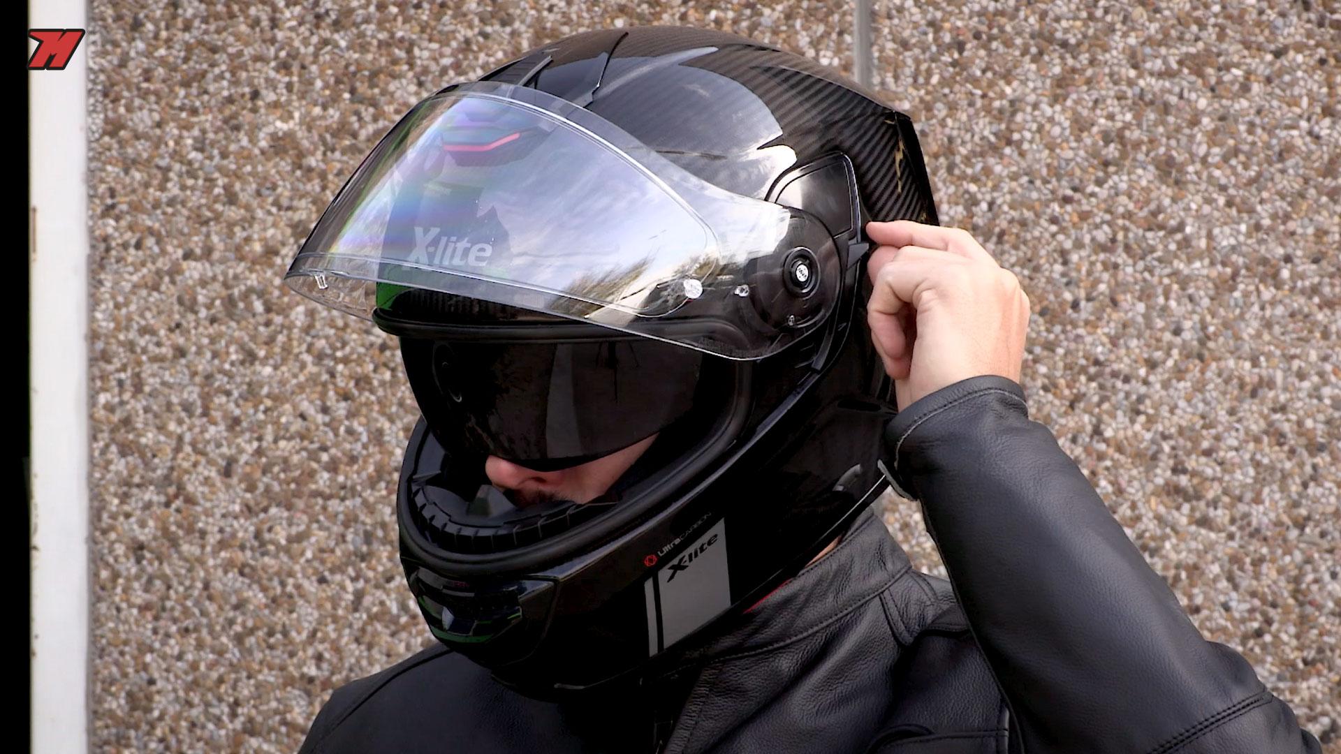 x lite x 903 ultra carbon el nuevo casco integral de alta gama de nolan motocard. Black Bedroom Furniture Sets. Home Design Ideas