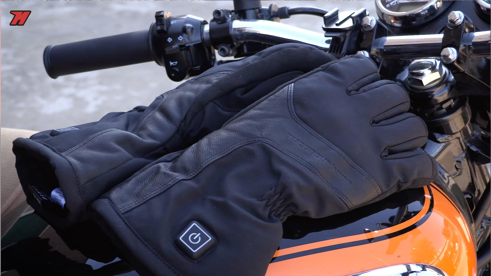 vente à bas prix emballage élégant et robuste inégale en performance Quels gants chauffants de moto choisir ? Tucano ou Garibaldi ...