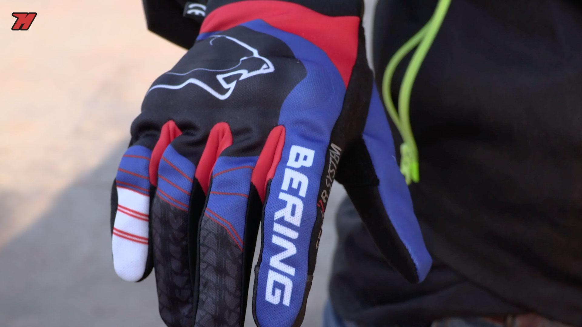 gants moto bering