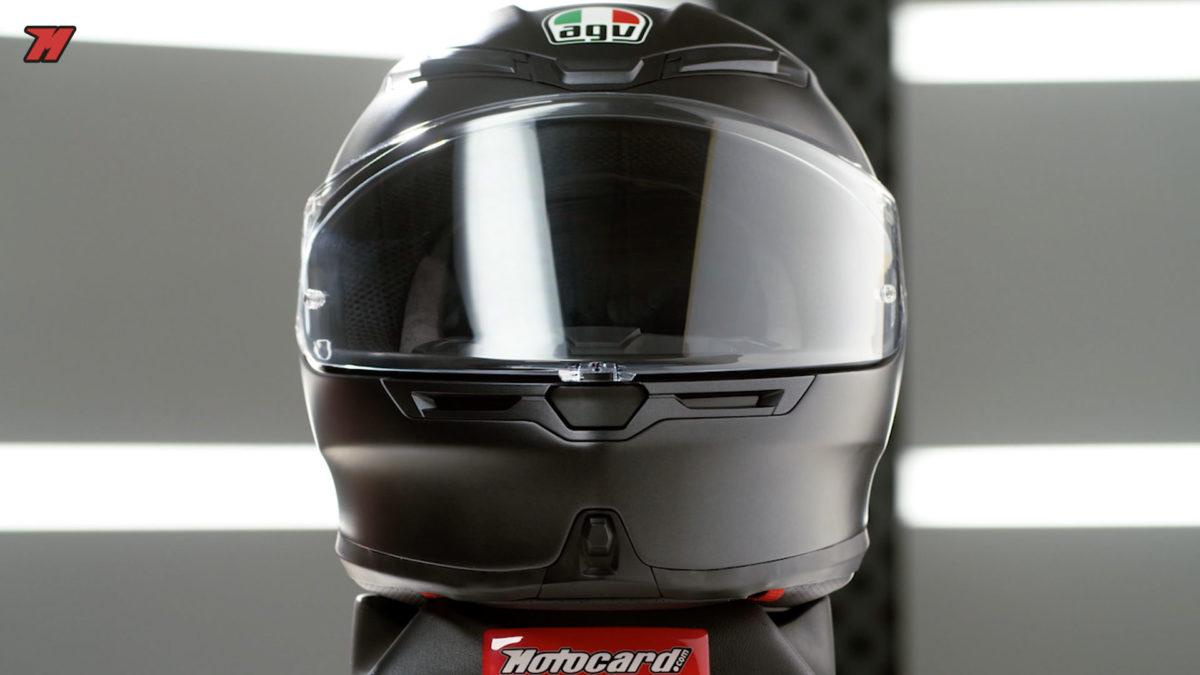 EL casco AGV K6 es otra opción a tener en cuenta