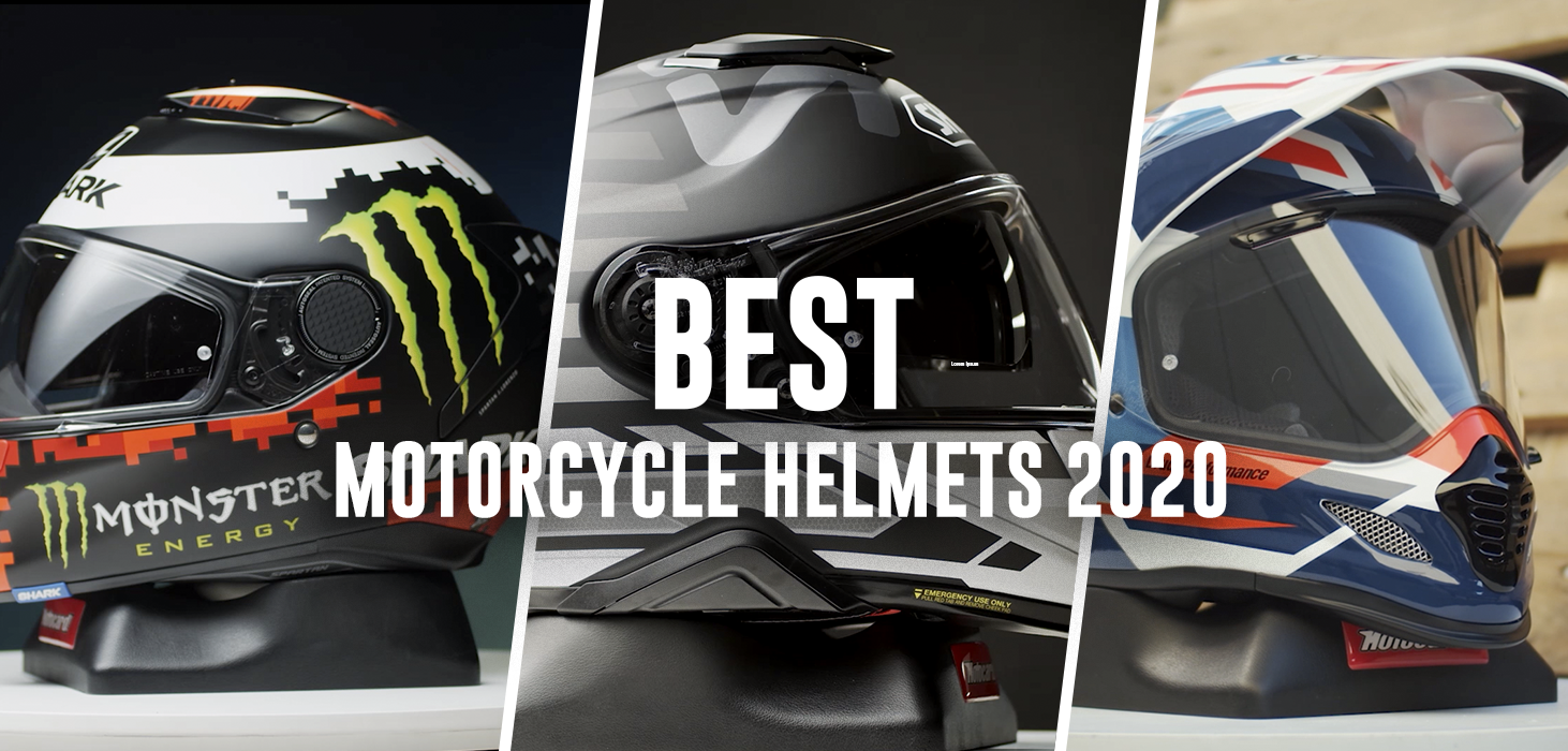 The Best 2020 Motorcycle Helmets Which One Is For You Motocard