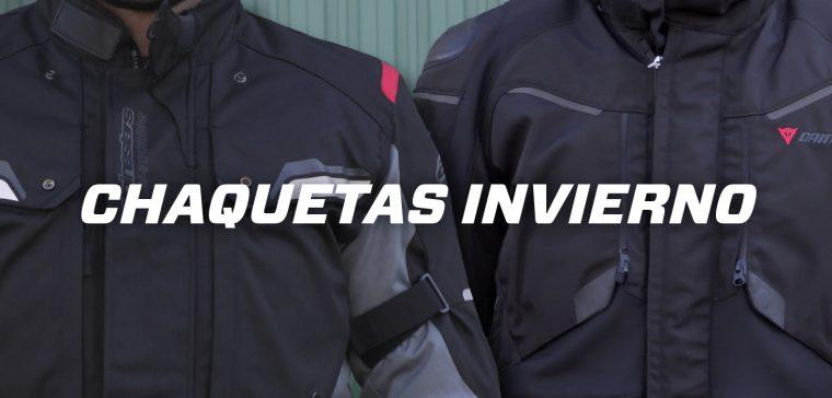 chaquetas de moto invierno