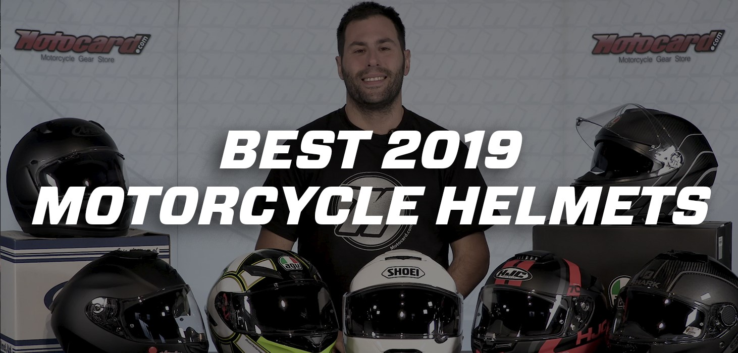 c009dd96 The best 2019 motorcycle helmets. Which one is for you? · Motocard