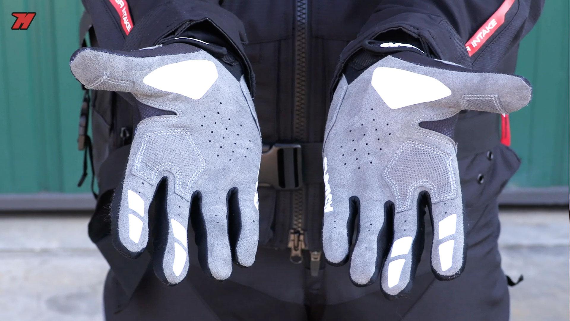 guantes moto enduro
