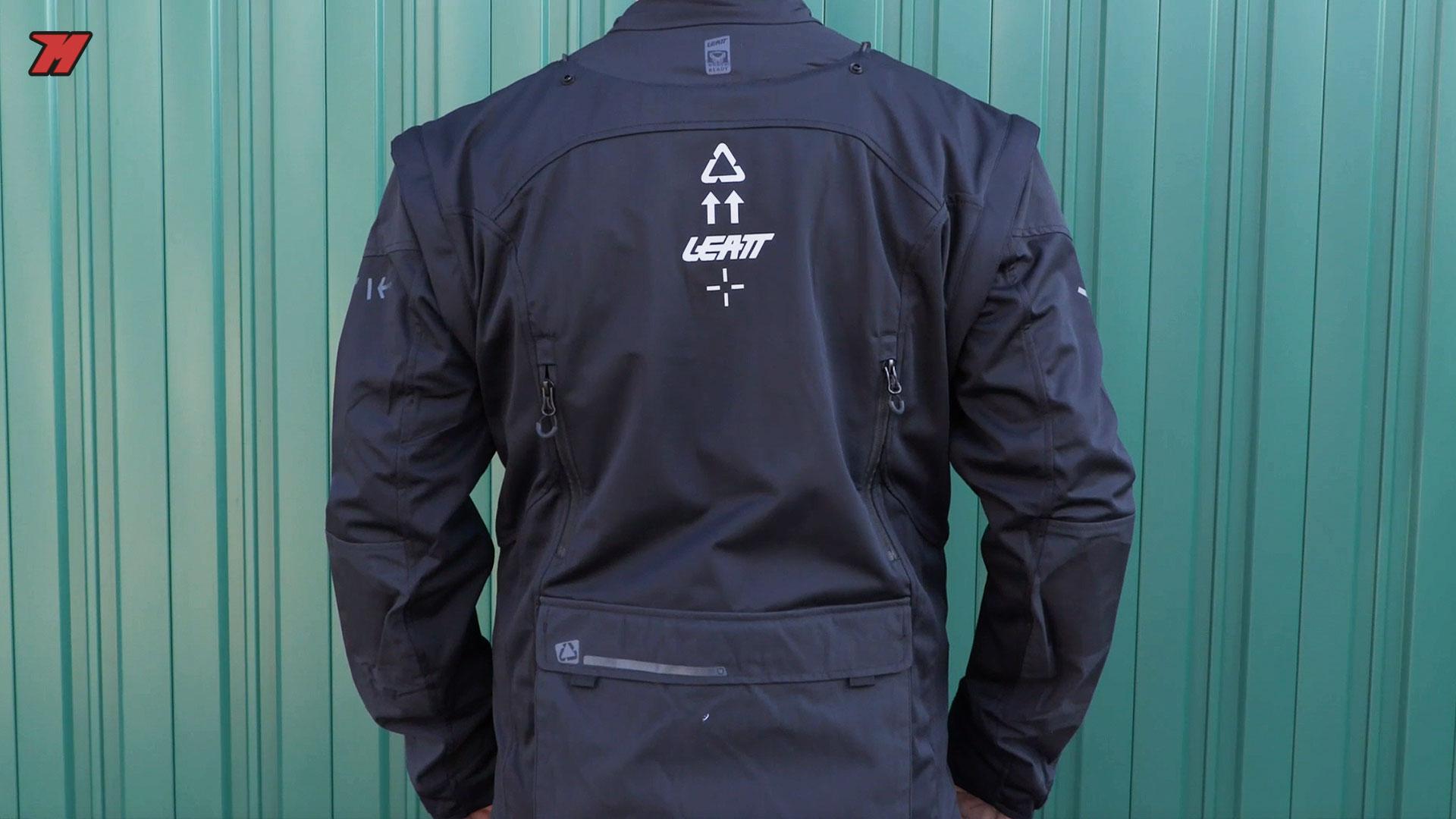 chaqueta Leatt enduro