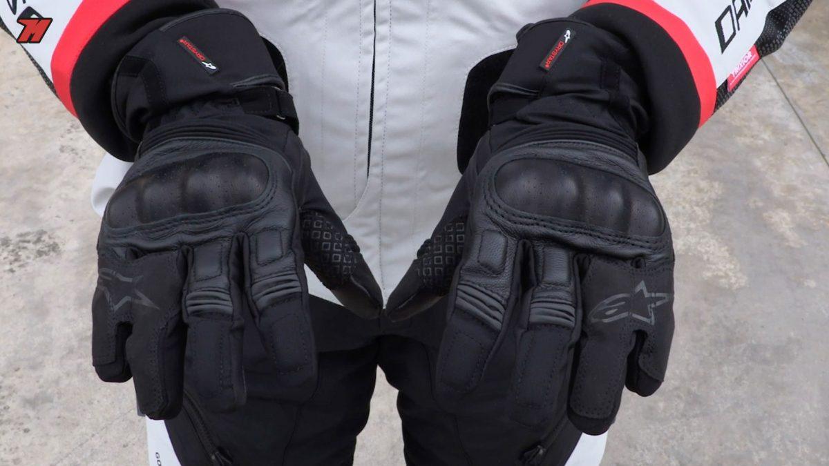 Los guantes Alpinetsars Valparaiso Drystar precio