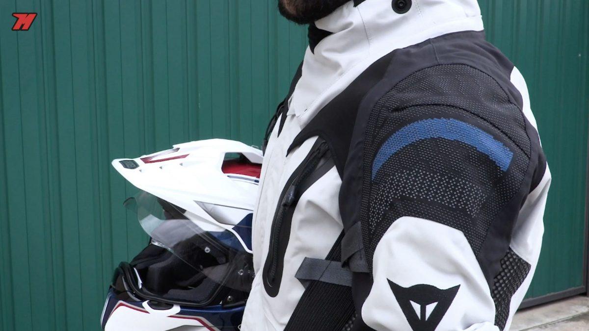 La chaqueta Dainese Antartica, de las mejores del mercado