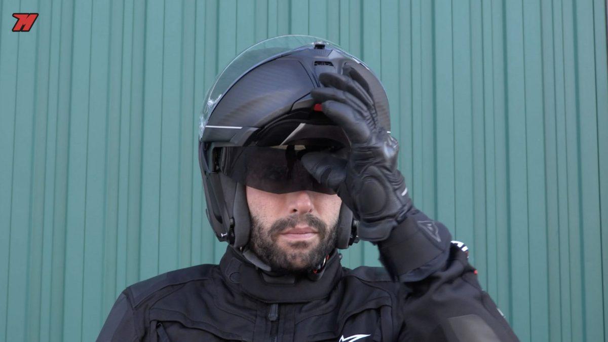 Talla L del casco AGV Sportmodular