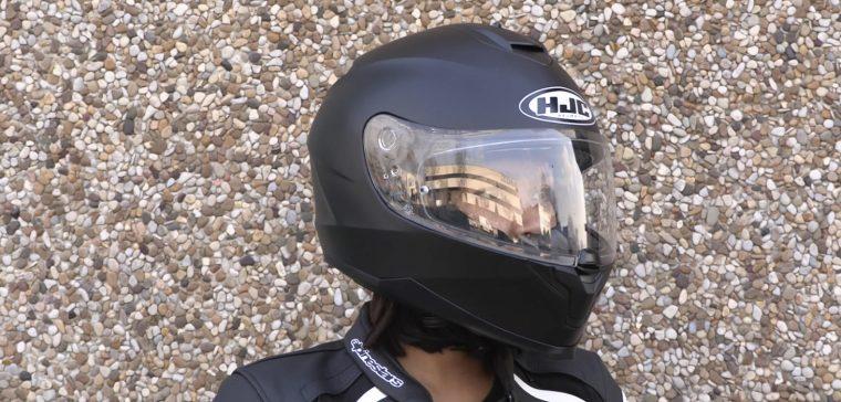 HJC C70, el casco de moto integral por menos de 150€