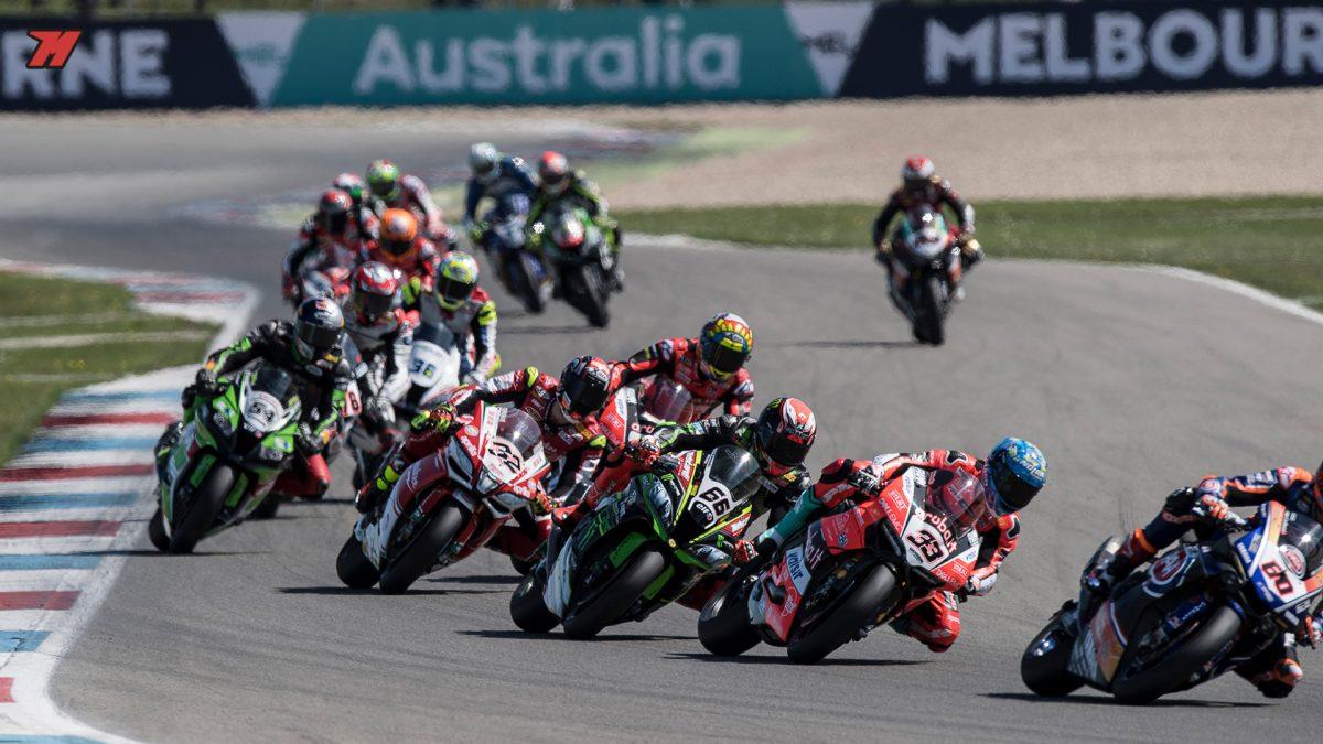 El Mundial de Superbikes se presenta apasionante este año.