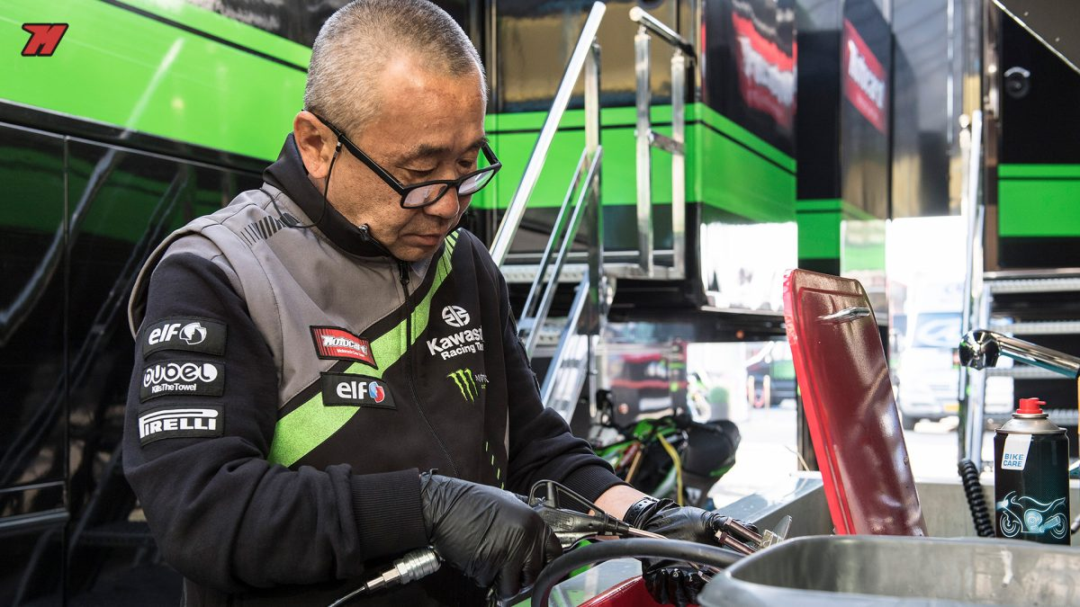 El Kawasaki Racing Team es el equipo a batir.