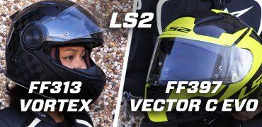 LS2 apuesta por el casco de moto de carbono