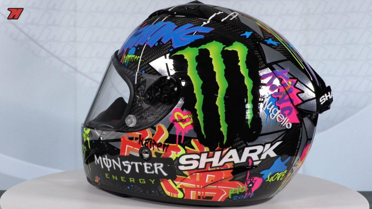 Estos son los cascos de moto que menos pesan del mercado.