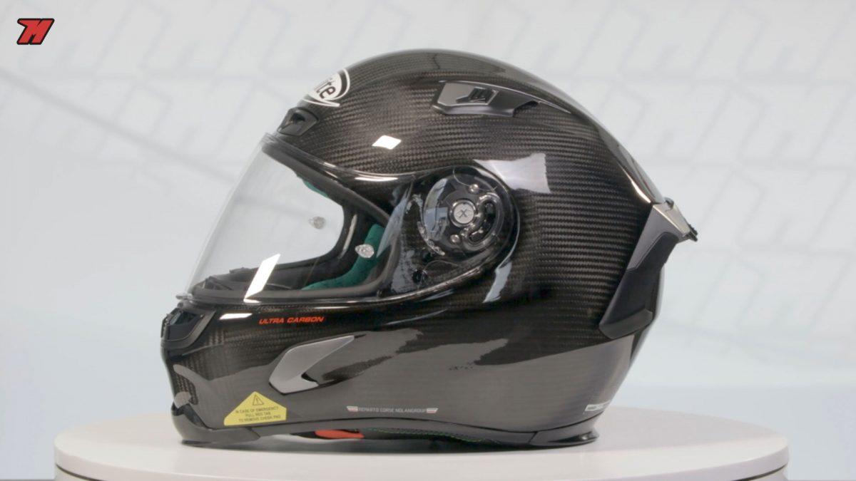 El peso del casco de moto es muy importante para tu comodidad y seguridad