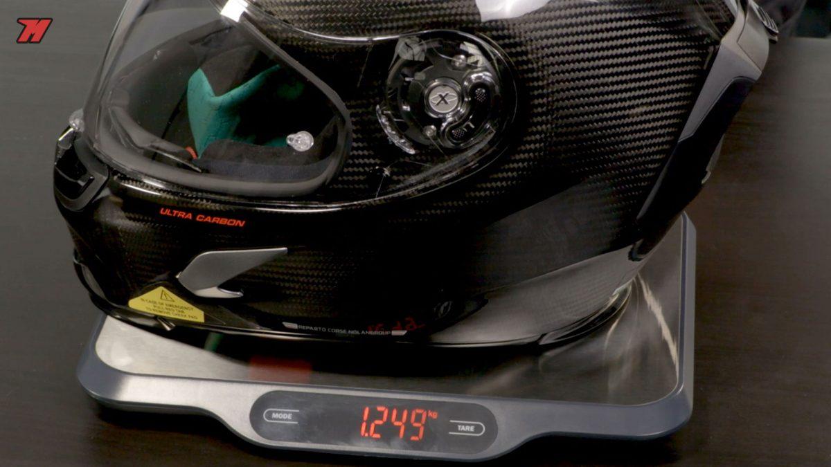 Esto es lo que pesa el X-Lite X-803 Carbon