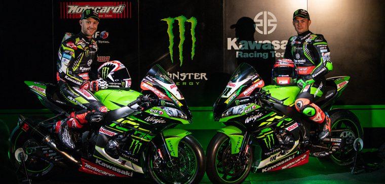 Así lucen los colores del Kawasaki Racing Team para 2019
