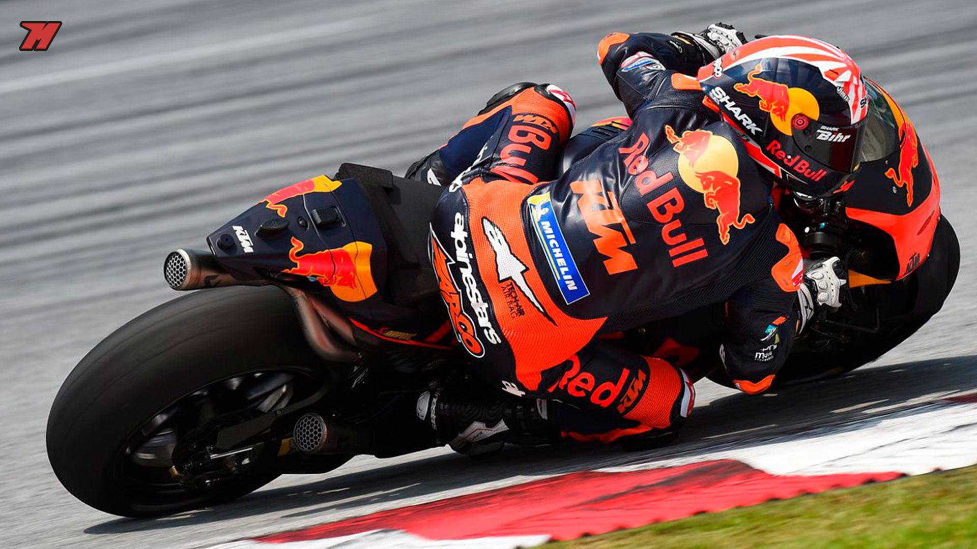 Johann Zarco cambia de equipo en 2019 y correrá con KTM.
