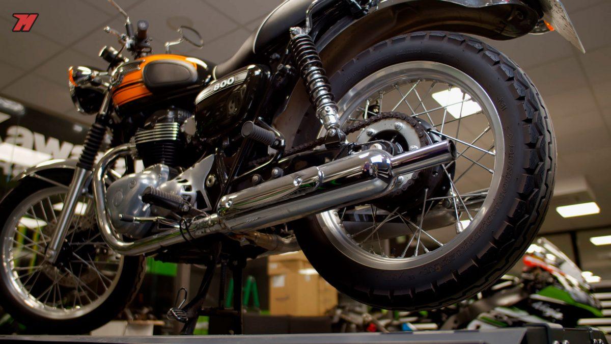 Chequea el estado de tu moto