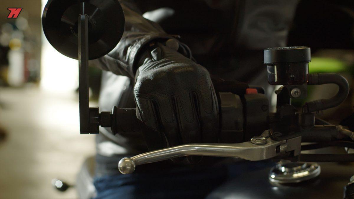 estos guantes Alpinestars son ideales para tu moto custom.