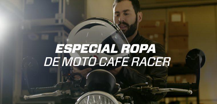 Te mostramos cuál es la ropa de moto vintage más nueva del mercado.