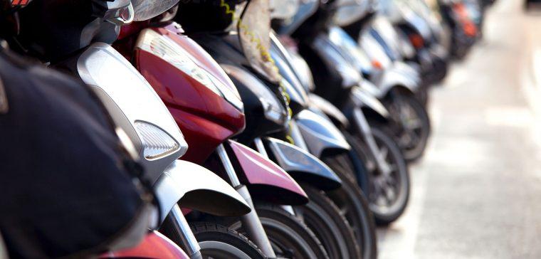 ¿Cómo evitar que te roben la moto?