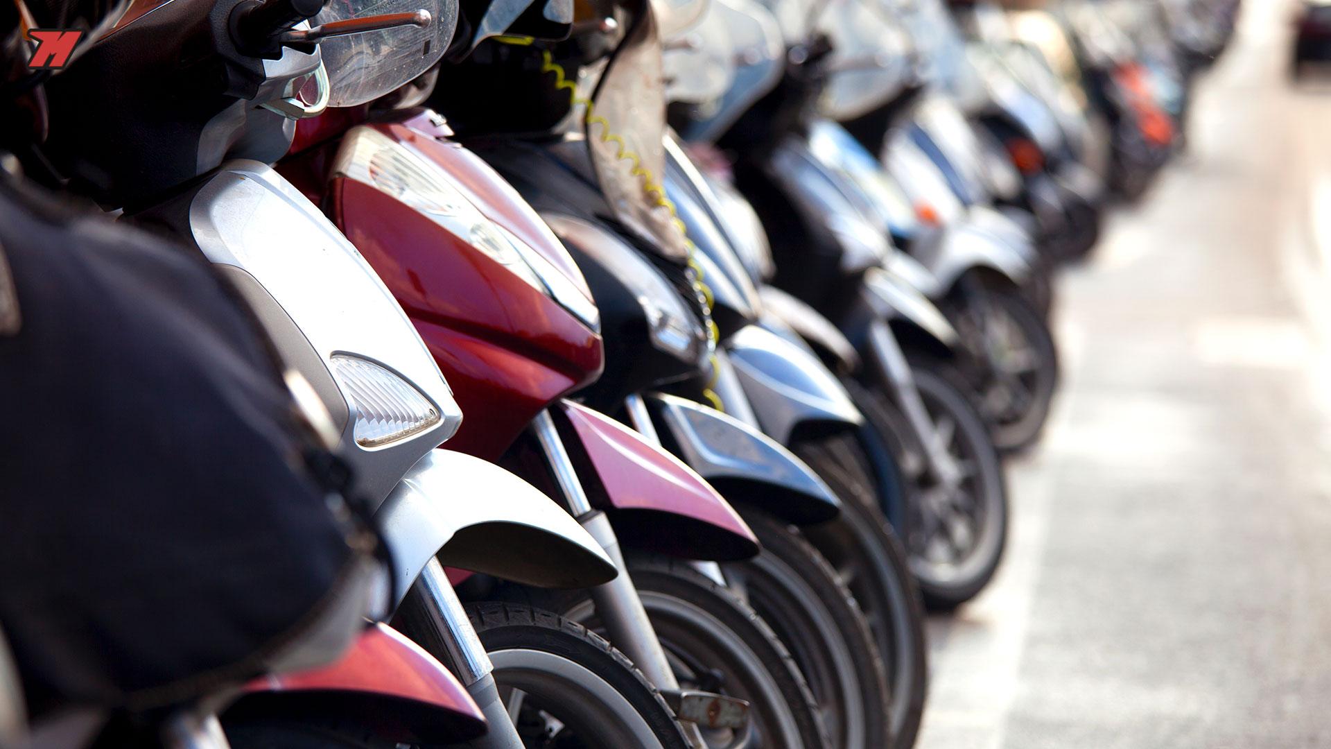les motos les plus volées