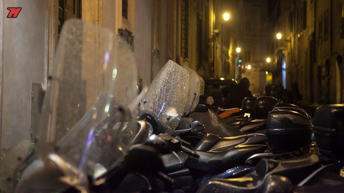 Estas son las motos más robadas en España.