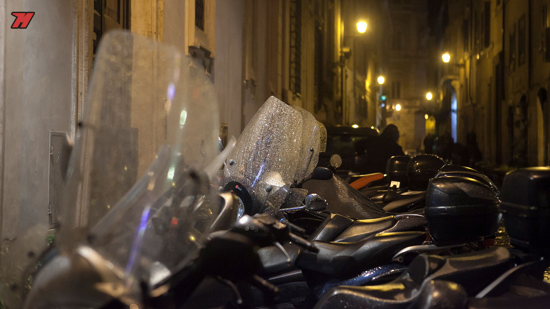 moto volée nuit