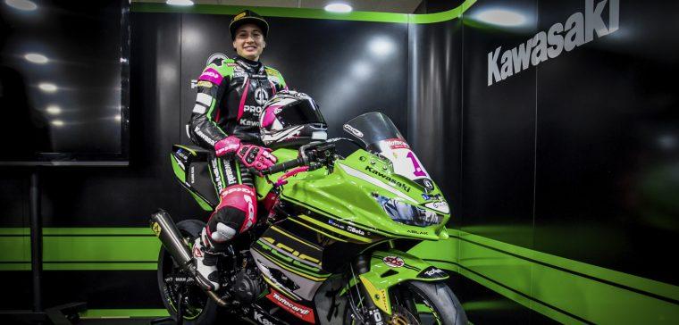 Ana-Carrasco-WorldSSP300-Provec-Kawasaki-Motocard-2019-portada1