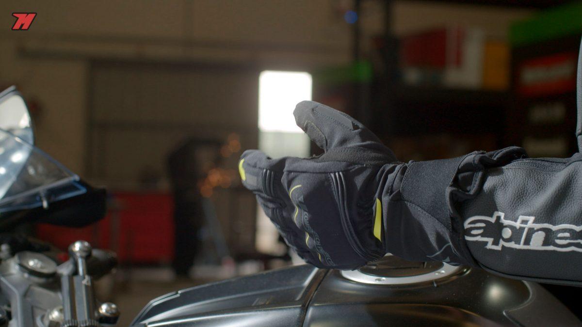 ¿Qué opciones en los guantes de moto para mujer?