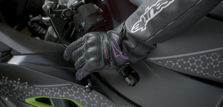 The best 6 motorcycle gloves for women. What options are there?