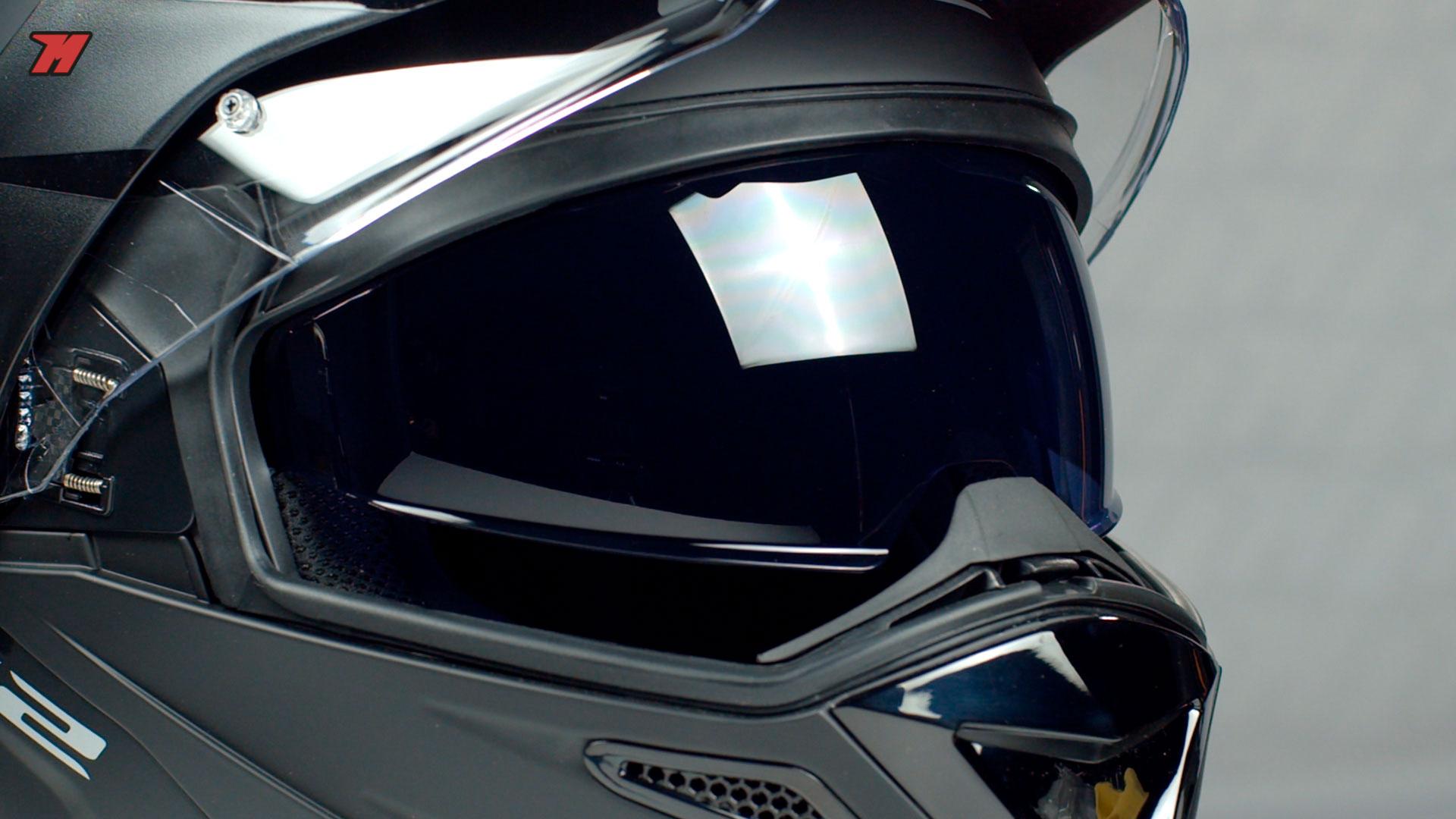LS2 FF324 Metro Evo P/J, an adventure and modular helmet