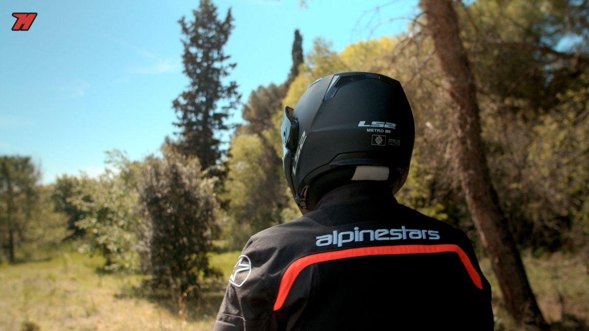 Si buscas un casco adventure y modular, este casco de moto LS2 puede ser tu opción.