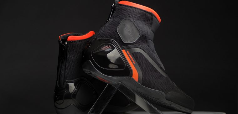 Análisis de las botas Dainese Dinamica D-WP