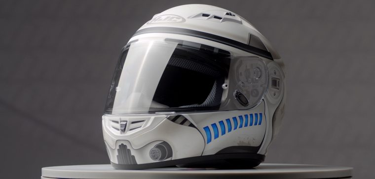 TOP 4 Best Star Wars Motorcycle Helmets. Which one do you prefer?