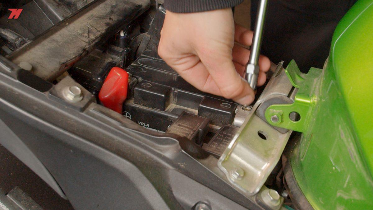 Tener un mantenimiento periódico de la batería alargará su vida útil