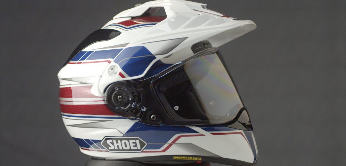 Este casco adventure de Shoei es uno de los mejores de su segmento.